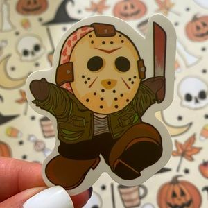 🎃 👻 10/$10 Aesthetic Halloween Sticker